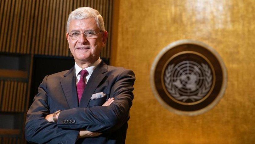Biden BM Genel Kurulu Başkanı Bozkır'a küresel iş birliği mesajı gönderdi
