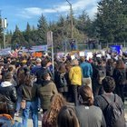 BOĞAZİÇİ'NDE REKTÖR PROTESTOSU