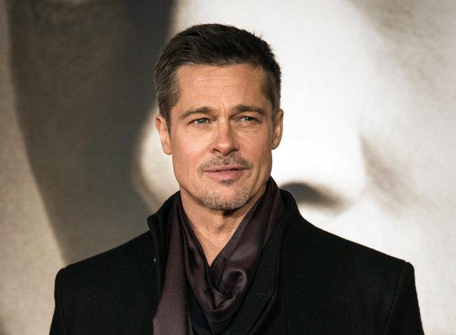 Brad Pitt'in yeni dövmeleri - Magazin haberleri