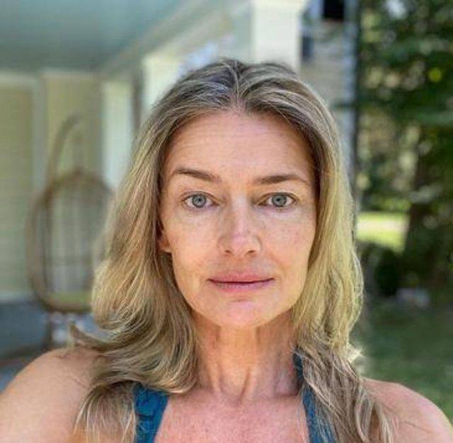 Paulina Porizkova: Karın kaslarımızı kontrol ediyoruz - Magazin haberleri