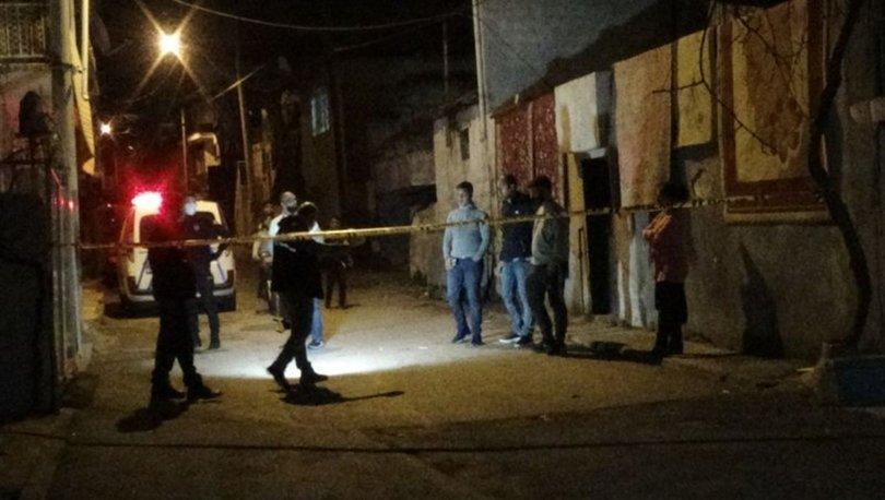 İzmir'de bir eve ateş açıldı: 1'i ağır 2 çocuk yaralı