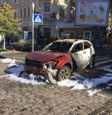 Ukrayna´da 4 yıl önce suikasta kurban giden ünlü gazeteci Pavel Şeremet´in öldürülmsiyle ilgili yeni ses kaydı yayınlandı. Yayınlanan ses kaydadında gazetecinin öldürülmesinde Belarus istihbaratının izine rastlandığı iddia edildi.