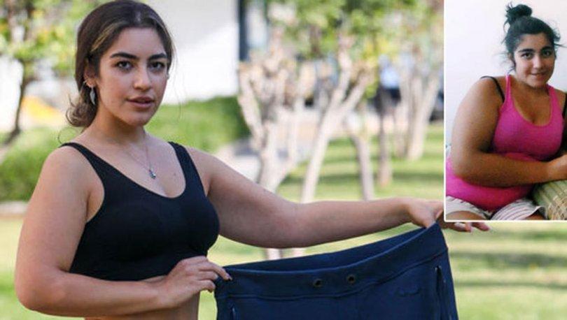 Kadının fendi kiloyu yendi! Son dakika: Bir cümleyle 52 kilo verdi