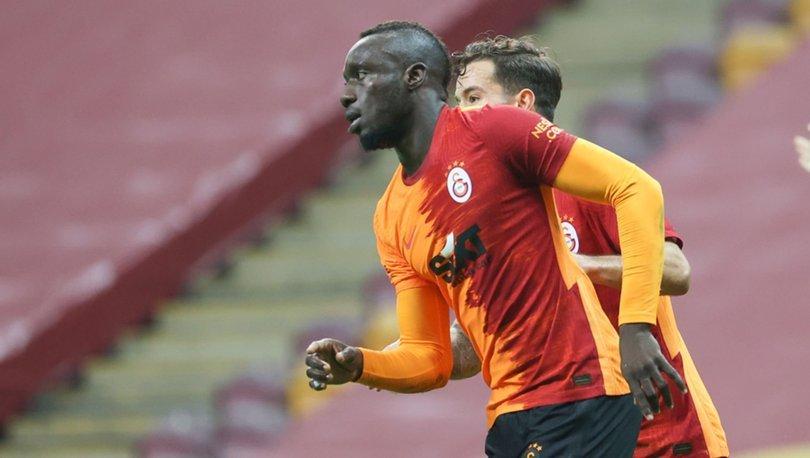 Başakşehir iddialarına Diagne'den yanıt geldi - Galatasaray transfer haberleri