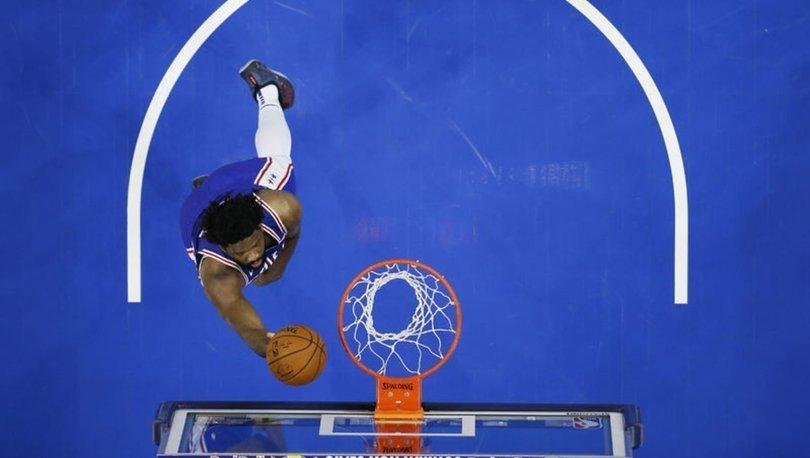 NBA'de Philadelphia 76ers, galibiyet serisini 4 maça çıkardı