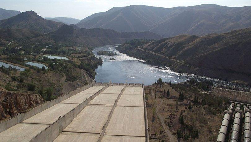 Hidroelektrik santrallerinden elektrik üretimi yüzde 11.5 azaldı