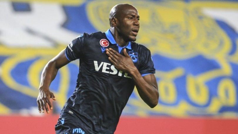 Benik Afobe ile Trabzonspor'un yolları ayrılıyor - Trabzonspor haberleri