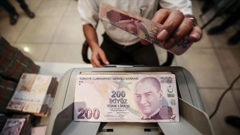 Hazine yaklaşık 8 milyar lira borçlandı