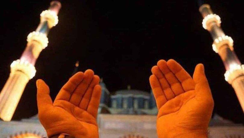 2021 Üç Aylar ne zaman başlıyor? Diyanet tarihi açıkladı - İşte 2021 Dini Günler takvimi