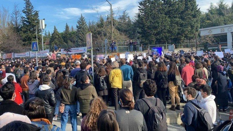Boğaziçi'ndeki gösterilere ilişkin 22 gözaltı