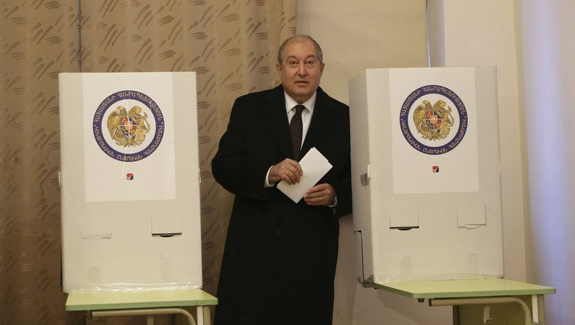 Son dakika haberi: Ermenistan Cumhurbaşkanı koronaya yakalandı - Haberler