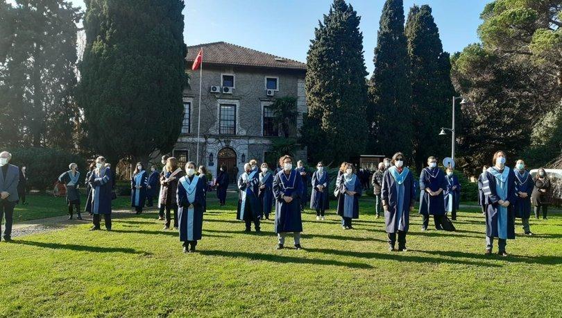 Son dakika haberleri: Boğaziçi Üniversitesi hocalarından 'Melih Bulu' eylemi!