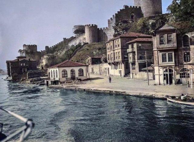 Şiirlerle İstanbul'un eski deniz panoraması