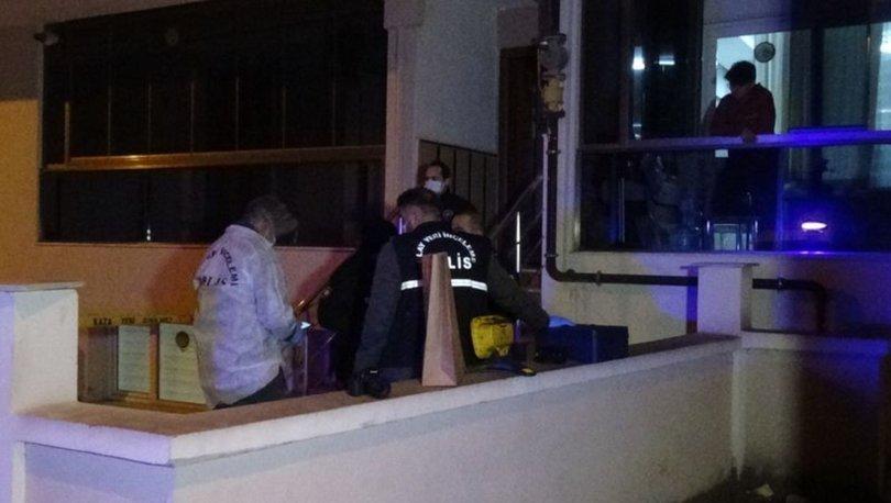 İzmir'de apartmanın 4. katından düşen kadın öldü