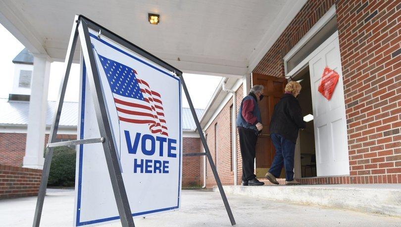 Sandıklar kapandı! Son dakika: ABD'de gözler Georgia seçim sonuçlarında