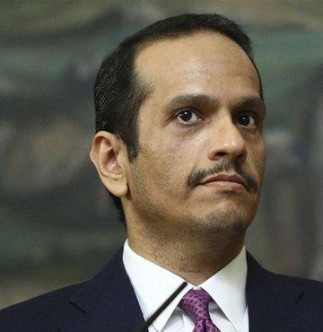 Katar Dışişleri Bakanı Muhammed bin Abdurrahman Al Sani, Suudi Arabistan