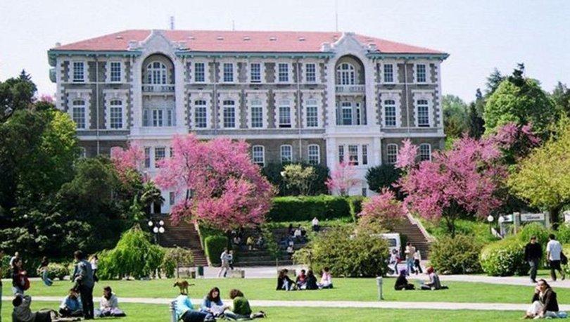 Boğaziçi Üniversitesi nerede? Boğaziçi Üniversitesi - Google Harita
