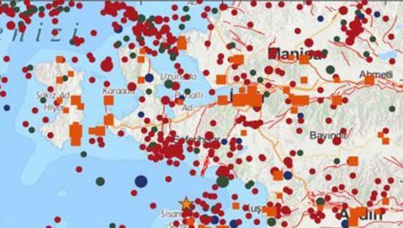 TETİKLEDİ! Son dakika deprem uyarısı: İzmir depremi fayları...