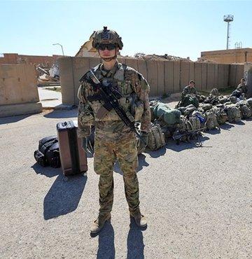 Irak Başbakanı Mustafa el-Kazımi, ülkedeki ABD askerlerinin yarısının gelecek günlerde Irak
