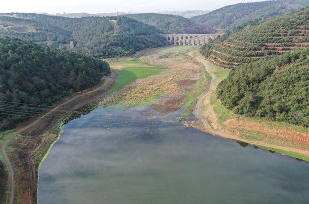 İşte barajlara gelen su