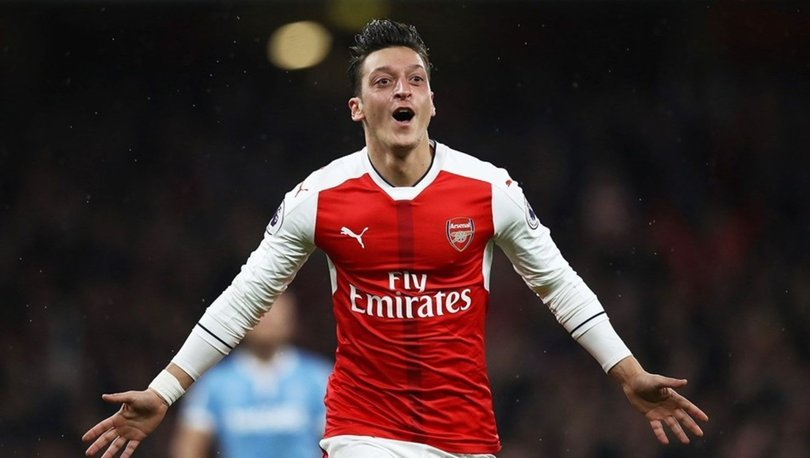 Mesut Özil kimdir? Mesut Özil kaç yaşında, nereli? Mesut Özil'in kariyeri ve hayatı
