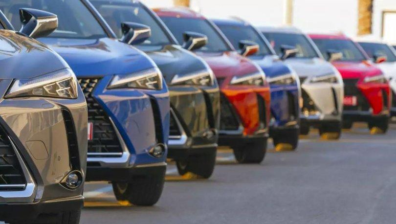 Son dakika! Otomotiv pazarı 2020'de yüzde 61 büyüdü - otomobil haberleri