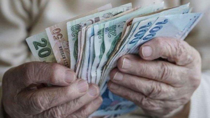 SGK, Bağkur emekli maaşları belli oldu! İşte en düşük ve en yüksek emekli maaşları...