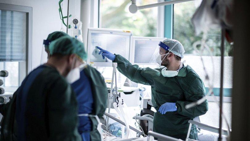 SON DAKİKA: Almanya'da son 24 saatte koronavirüs sebebiyle 1019 kişi hayatını kaybetti! - Haberler