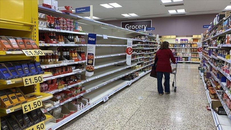 İngiliz süpermarket zincirlerinden 'stok yapmayın' uyarısı
