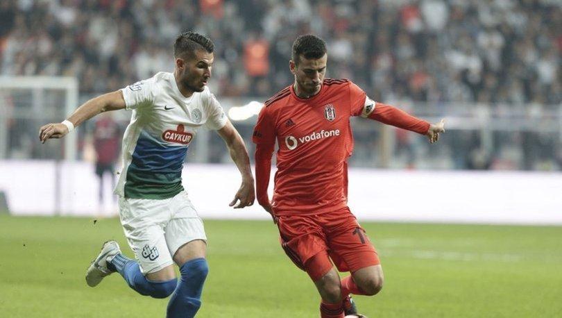 Beşiktaş Çaykur Rizespor maçı hangi kanalda canlı yayınlanacak? BJK maçı ne zaman, saat kaçta? İlk 11'ler