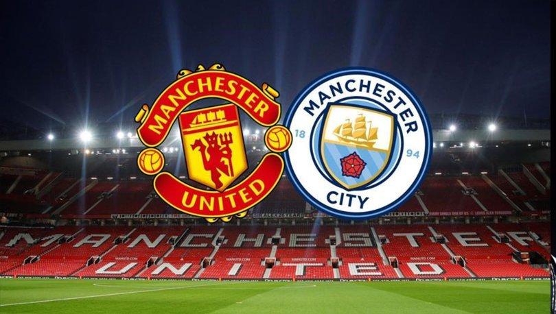 Manchester United Manchester City maçı hangi kanalda canlı yayınlanacak, şifresiz mi? Maç ne zaman, saat kaçta
