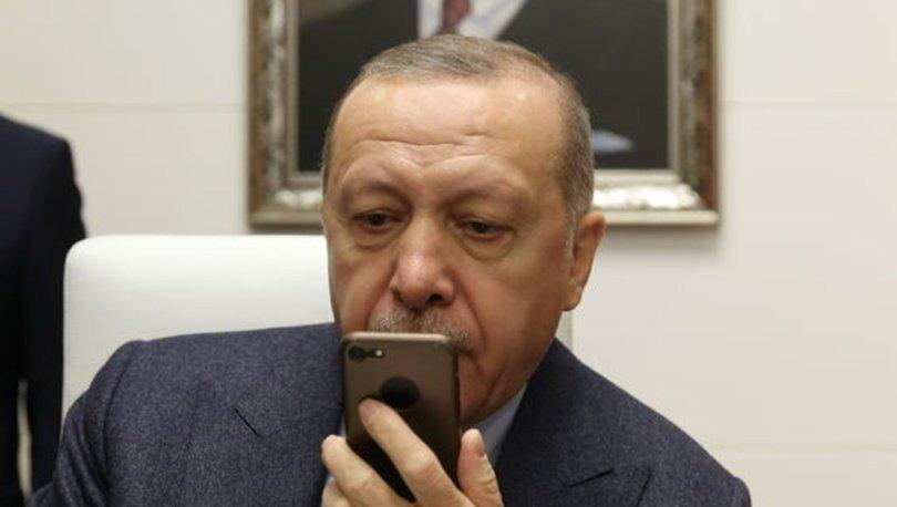 Cumhurbaşkanı Erdoğan'dan HÜDAPAR Genel Başkanı Sağlam'a taziye telefonu