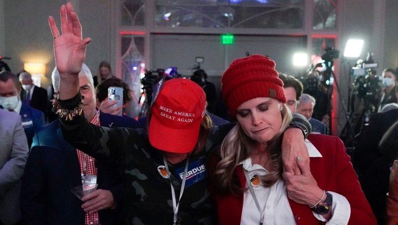 Son dakika ABD haberleri: Kongre'de kontrol tamamen demokratlarda...