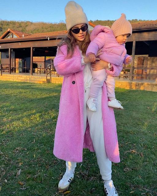 Gamze Erçel: Bebeğiniz hala yürümediyse hiç acele etmeyin - Magazin haberleri