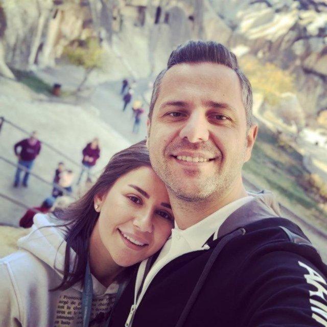 Merve Özbey'den eşi Kenan Koçak'a: Bir hatıramız daha oldu - Magazin haberleri