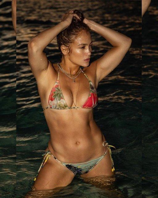 Jennifer Lopez'den iddialı paylaşım - Magazin haberleri