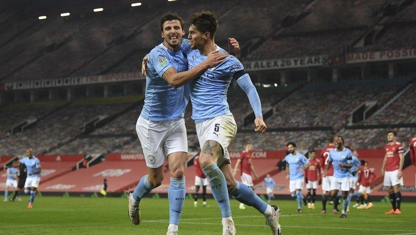 Manchester United Manchester City MAÇ SONUCU