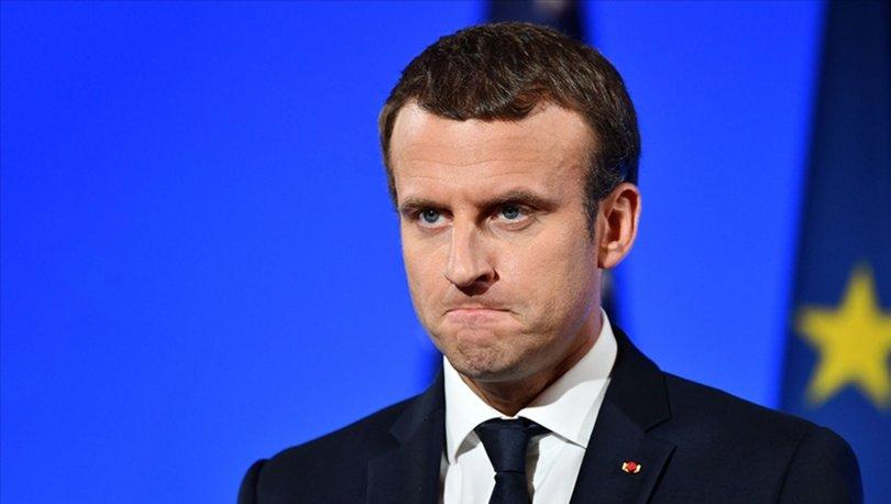 Fransız muhalif lider Melanchon'dan ABD'deki olaylara sessiz kalan Macron'a tepki