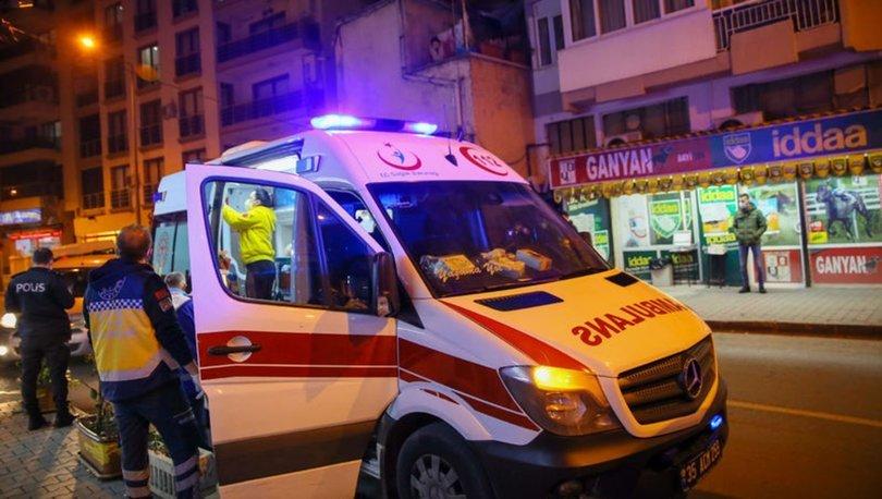 İzmir'de evlat dehşeti! Tartıştığı babasını defalarca bıçaklayarak öldürdü