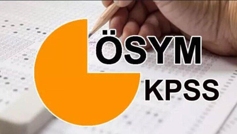 KPSS tercihleri için son gün bugün! KPSS Ortaöğretim tercihleri nasıl yapılır, sonuçlar ne zaman açıklanır?