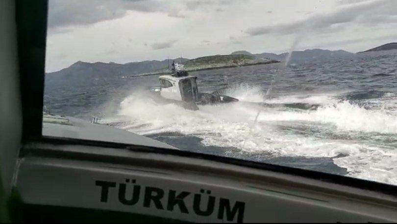 Son dakika haberi: Kardak'ta, kara suyu ihlali yapan 2 Yunan unsuru çıkarıldı - Haberler