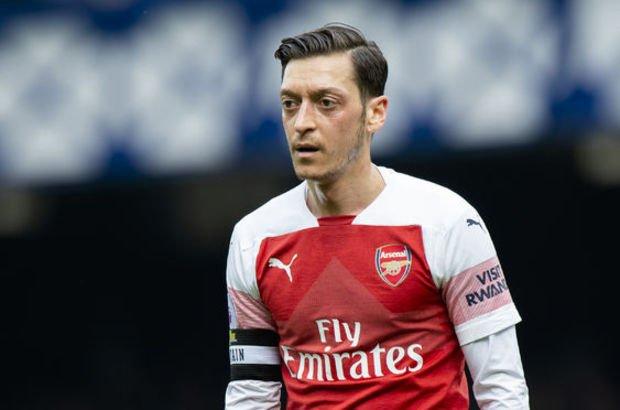 İngiltere'de gündem Mesut Özil
