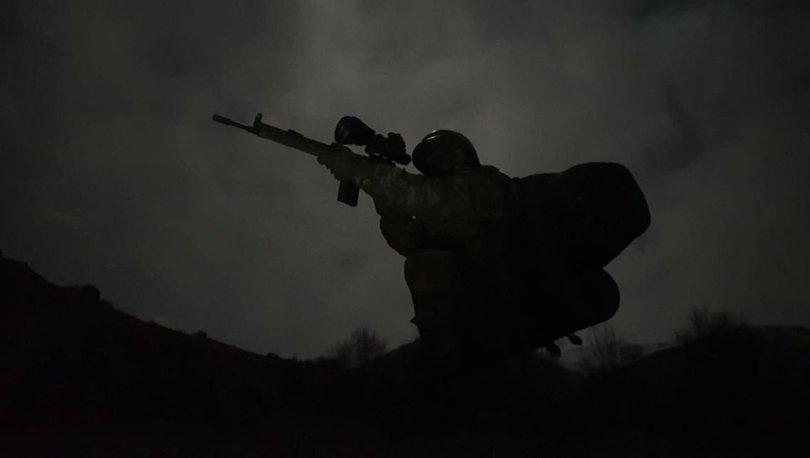 Son dakika haberi MSB duyurdu! Suriye'de 8 terörist etkisiz