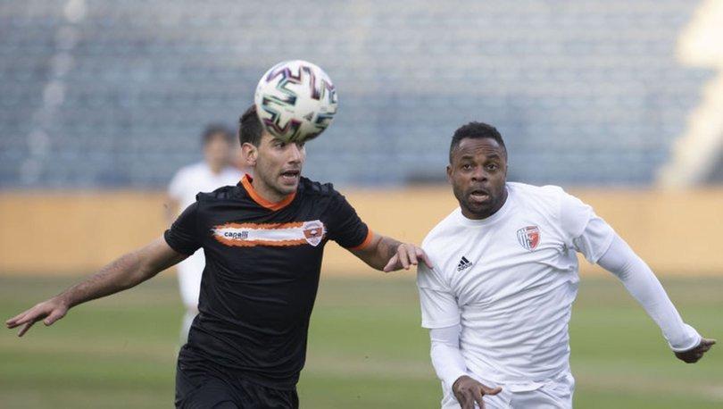 Ankaraspor: 0 - Adanaspor: 2 | MAÇ SONUCU