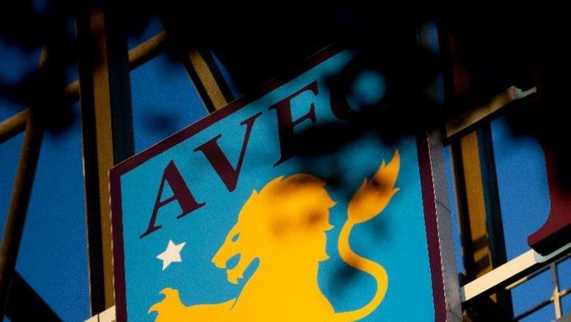Aston Villa'nın antrenman tesisleri, koronavirüs nedeniyle kapatıldı