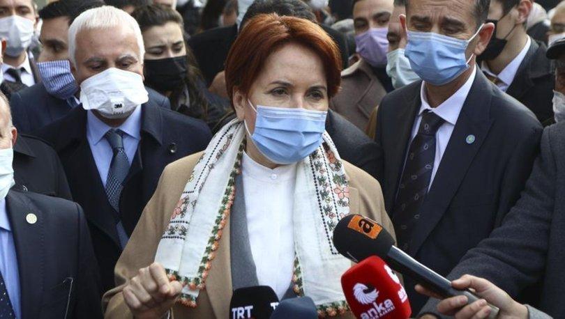 İYİ Parti Genel Başkanı Akşener: ABD'de umarım milli irade hayata geçer