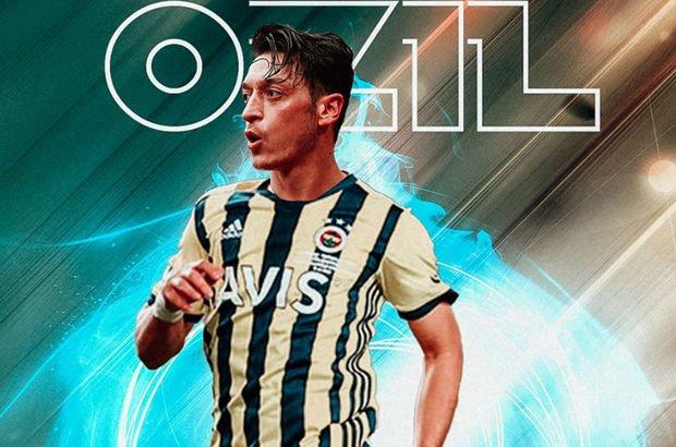 Mesut Özil'de son dakika!
