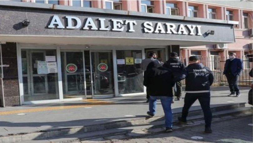 Muş'ta DEAŞ'a yönelik operasyonda gözaltına alınan 11 kişiden 3ü tutuklandı