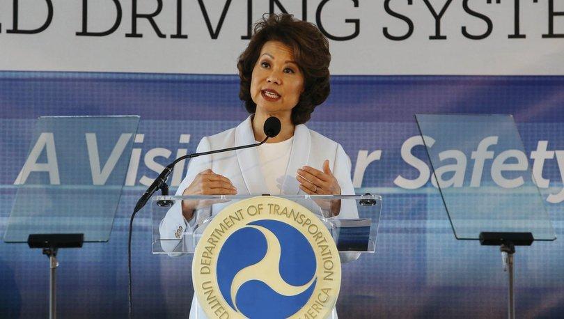 ABD Ulaştırma Bakanı Chao istifa ettiğini duyurdu