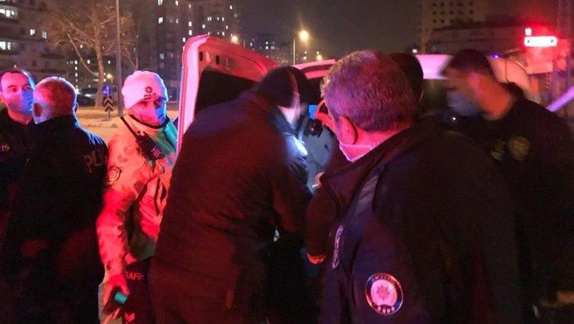 30 dakika polisten kaçtı, yakalanınca 'Benim abim de polis' dedi